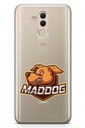 Huawei Mate 20 Lite Kılıf Gamer Oyuncu Serisi Madeleine