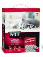 Reflex Granül Aktif Karbonlu Topaklanan Kedi Kumu 10 Lt