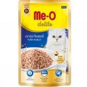 Me-O Ton Balıklı Yetişkin Kedi Yaş Maması 70 Gr