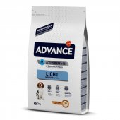 Advance Dog Medium Light 3 Kg