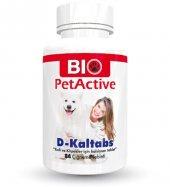 Bio Active D Kaltabs Kedi Ve Köpek 84 Kalsiyum...