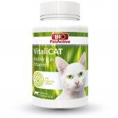 Bio Pet Active Vitalicat Kediler İçin Multi...