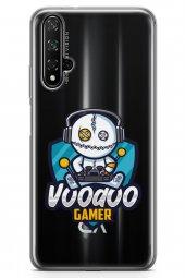 Huawei Nova 5t Kılıf Gamer Oyuncu Serisi Skyler