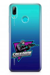Huawei P Smart 2019 Kılıf Gamer Oyuncu Serisi Madilyn