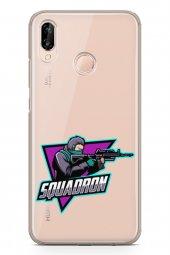 Huawei P20 Lite Kılıf Gamer Oyuncu Serisi Madilyn