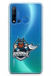 Huawei P20 Lite 2019 Kılıf Gamer Oyuncu Serisi Daphne