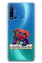 Huawei P20 Lite 2019 Kılıf Gamer Oyuncu Serisi Kathryn