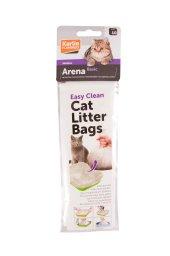 Karlıe Kedi Tuvaleti Poşeti 10lu