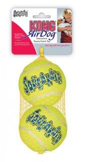 Kong Köpek Air Sq Sesli Tenis Topu L 2 Adet 8cm