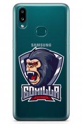 Samsung Galaxy A10s Kılıf Gamer Oyuncu Serisi Kayleigh