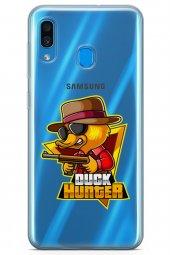 Samsung Galaxy A20 Kılıf Gamer Oyuncu Serisi Christina