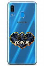 Samsung Galaxy A20 Kılıf Gamer Oyuncu Serisi Danielle-