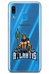 Samsung Galaxy A20 Kılıf Gamer Oyuncu Serisi Jordan