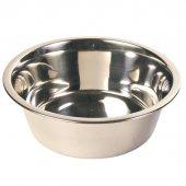 Trixie Köpek Paslanmaz Çelik Su Kabı, 4.5 L � 28 Cm