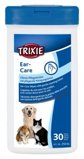 Trixie Islak Kulak Temizleme Mendili, 30 Adet