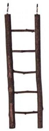 Trixie Kuş Natürel Ağaç Merdiven 5 Basamak 26cm...