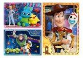 Clementoni 25242 Toy Story 3x48 Parça Çocuk Puzzle