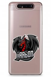 Samsung Galaxy A80 Kılıf Gamer Oyuncu Serisi Ryan