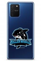 Samsung Galaxy A91 Kılıf Gamer Oyuncu Serisi Dahlia