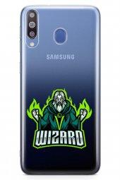 Samsung Galaxy M30 Kılıf Gamer Oyuncu Serisi Veronica