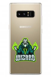 Samsung Galaxy Note 8 Kılıf Gamer Oyuncu Serisi Veronica