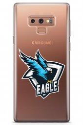 Samsung Galaxy Note 9 Kılıf Gamer Oyuncu Serisi Erin