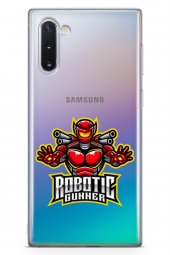 Samsung Galaxy Note 10 Kılıf Gamer Oyuncu Serisi Daniella
