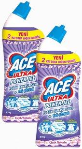 Ace Ultra Jel Çiçek Kokulu 750 Ml 2li Paket