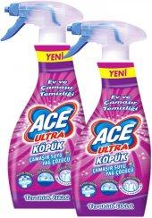 Ace Ultra Köpük Ferahlık Etkisi Sprey 700 Ml 2li Paket