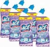 Ace Ultra Jel Çiçek Kokulu 700 Ml 6Lı Paket