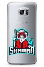 Samsung Galaxy S7 Edge Kılıf Gamer Oyuncu Serisi Evelynn