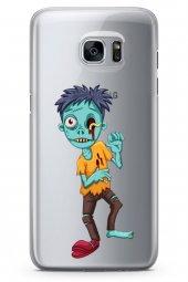 Samsung Galaxy S7 Edge Kılıf Zombie Serisi Cheyenne