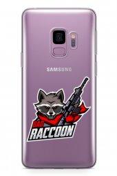 Samsung Galaxy S9 Kılıf Gamer Oyuncu Serisi Dylan