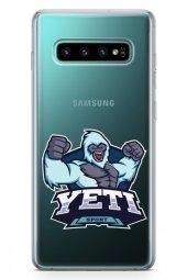Samsung Galaxy S10 Kılıf Gamer Oyuncu Serisi Addilyn