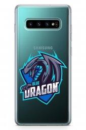Samsung Galaxy S10 Kılıf Gamer Oyuncu Serisi Amari