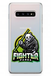 Samsung Galaxy S10 Plus Kılıf Gamer Oyuncu Serisi Alicia