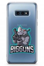 Samsung Galaxy S10e Kılıf Gamer Oyuncu Serisi Evie