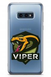 Samsung Galaxy S10e Kılıf Gamer Oyuncu Serisi Magnolia