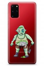 Samsung Galaxy S20 Plus Kılıf Zombie Serisi Francesca