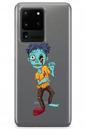 Samsung Galaxy S20 Ultra Kılıf Zombie Serisi Cheyenne