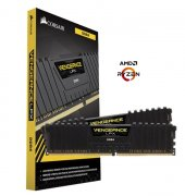 Corsair Vengeance 16GB(2x8GB) 4000Mhz DDR4 CMK16GX4M2Z4000C18 AMD Ryzen Uyumlu Bellek
