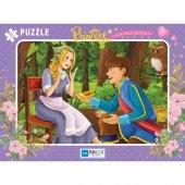 Blue Focus Princess Külkedisi 72 Parça Frame Puzzle