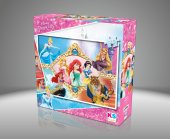 Ks Games Princess 35 Parça Çocuk Puzzle