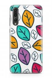 Huawei P20 Pro Kılıf Leaf Serisi Valeria