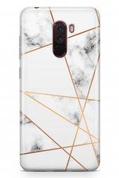 Xiaomi Pocophone F1 Kılıf Prismatic Serisi Daniela