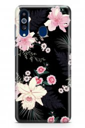 Samsung Galaxy A20s Kılıf Flower Serisi Eliana