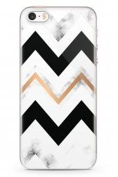 Apple İphone 5s Kılıf Prismatic Serisi Parker