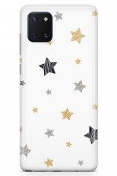 Samsung Galaxy Note 10 Lite Kılıf Space Serisi Sienna