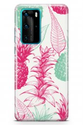 Huawei P40 Pro Kılıf Pineapple Serisi Leah