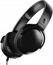 Skullcandy Riff On Ear Mikrofonlu Kulak Üstü Kablolu Kulaklık S5pxy L003 Siyah